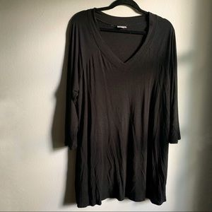 Avenue Black Studded Tunic 18/20